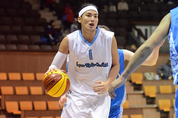日本無線#1福田大佑選手