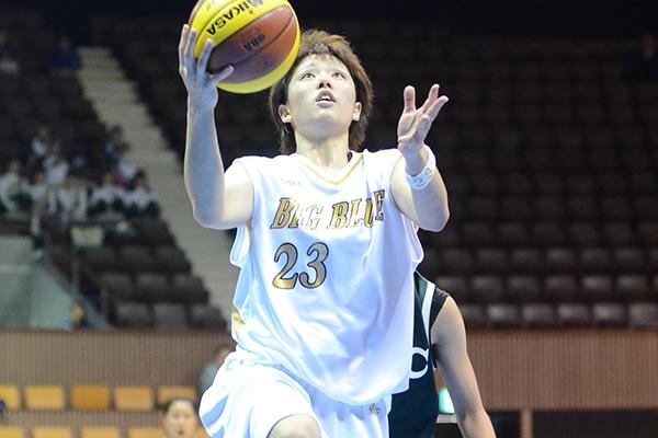 東京海上日動#23横井美沙選手
