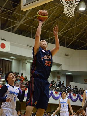 インサイドもアウトサイドもある#32長谷川 武選手