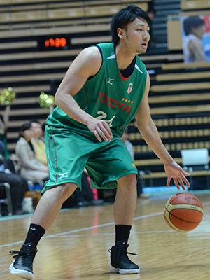 #24田中 大貴選手
