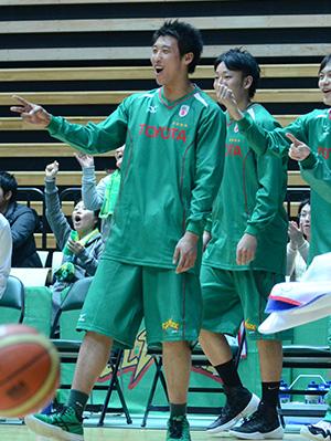 #88張本 天傑選手
