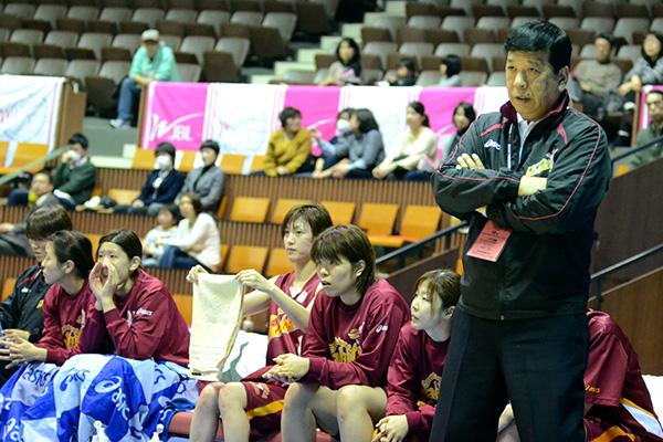 中川 文一ヘッドコーチ