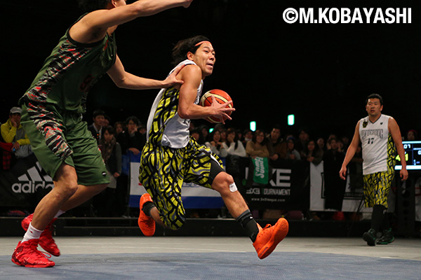 3x3.EXE 2013 FINAL STAGEより