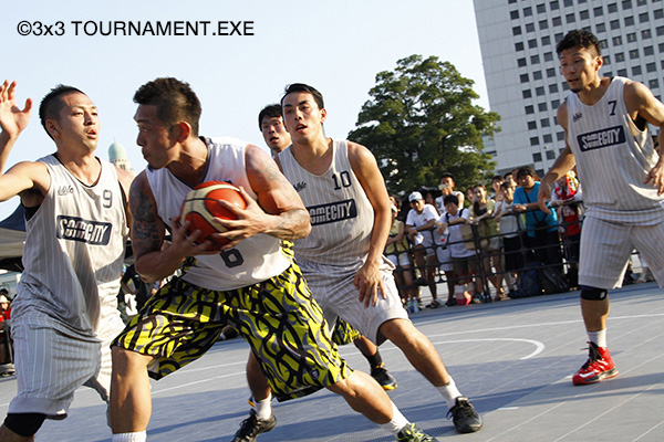 3x3 TOURNAMENT.EXE 2014 City.1 YOKOHAMA