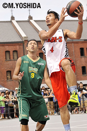 3x3 TOURNAMENT.EXE 横浜大会にて