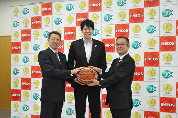 渡嘉敷来夢(JX-ENEOSサンフラワーズ) WNBA・シアトルストームと契約