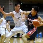 2部から日本代表候補に選出されたシンデレラボーラー (東洋大学 #24 ラシード ファラーズ)